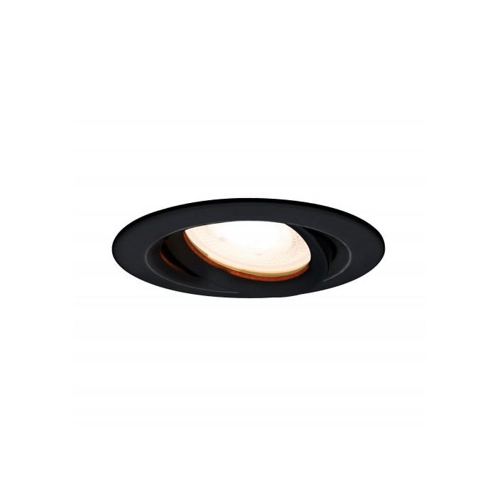 Oczko Lagos IP65 ruchome czarne (LP-4425/1RM...