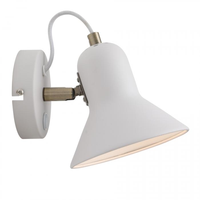 Kinkiet Astama biały (LP-1122/1W WH)-Light...