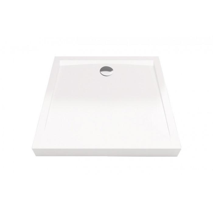 Forma Brodzik Kw. Kompakt 100X100 Biały
