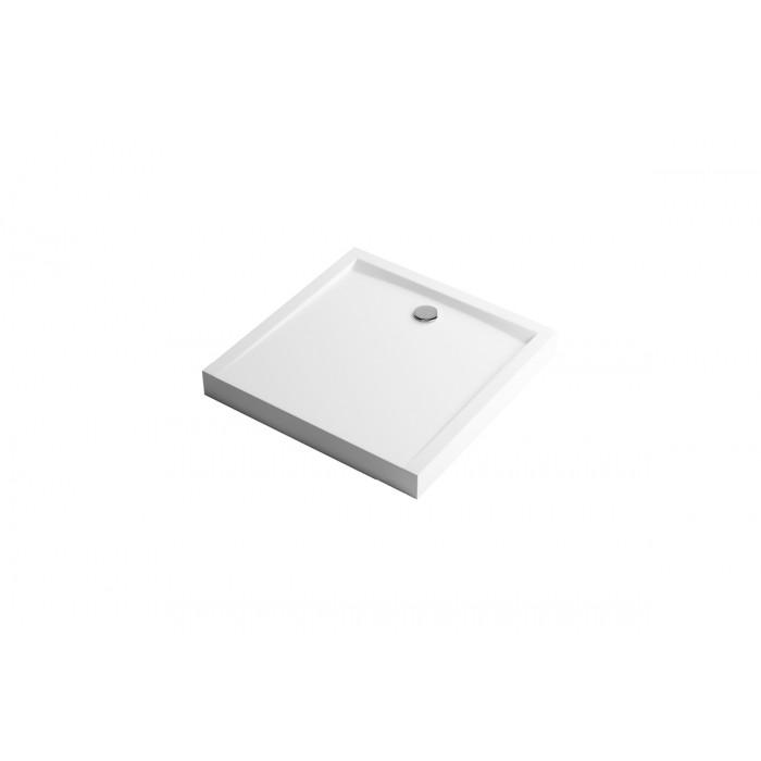 Forma Brodzik Kw. Kompakt 90X90 Biały