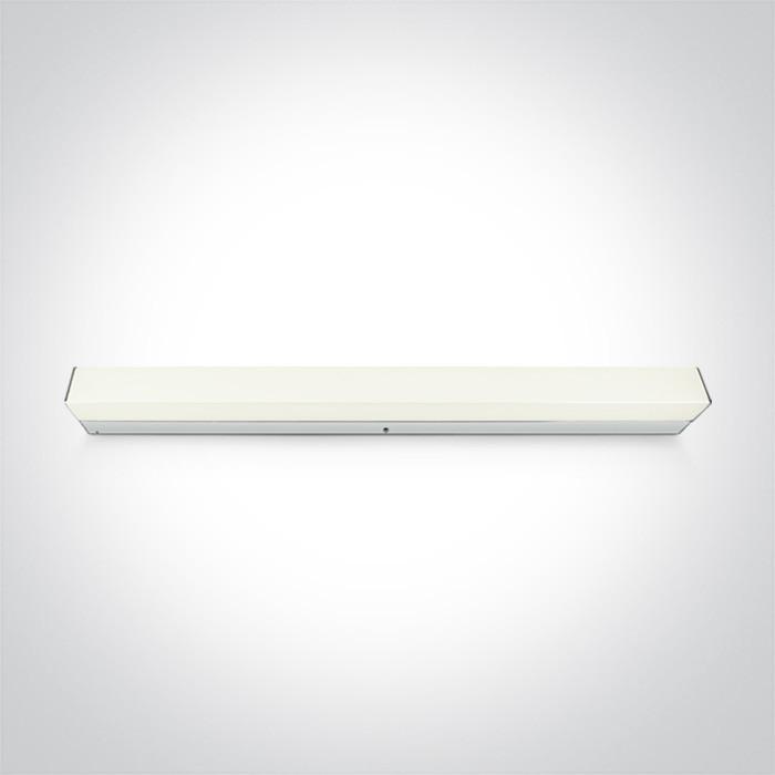 38114M/C chromowana oprawa nad lustro LED 15W 230V 4000K IP44 nieściemnialny zasilacz LED w komplecie