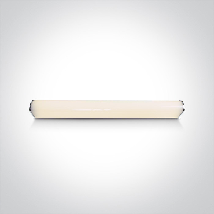 38115C/W chromowana oprawa nad lustro LED 3000K 15W nieściemnialny zasilacz LED w zestawie