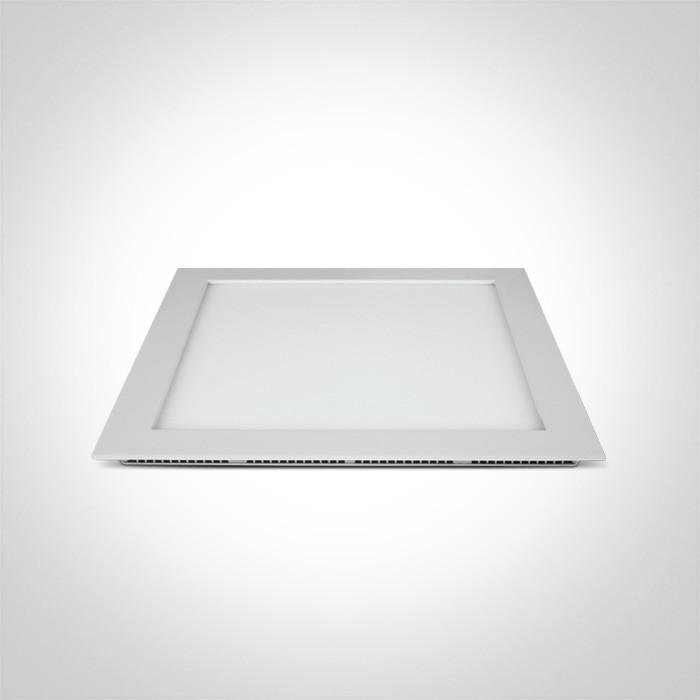 50130FA/W/D biała oprawa typu downlight LED IP40 6000K 30W nieściemnialny zasilacz LED 700mA w zestawie opcjonalnie zasilacz LED