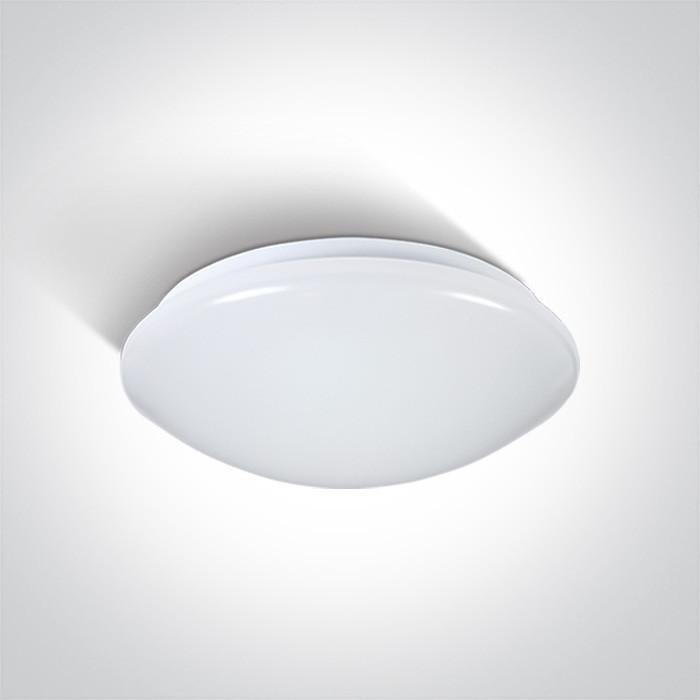 62024C/W biały plafon LED 3000K 26W nieściemnialny zasilacz LED w komplecie
