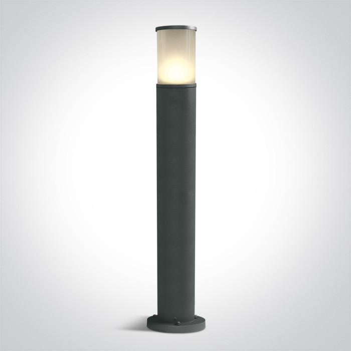 67102/AN lampa ogrodowa w kolorze antracyt 20W E27 IP54
