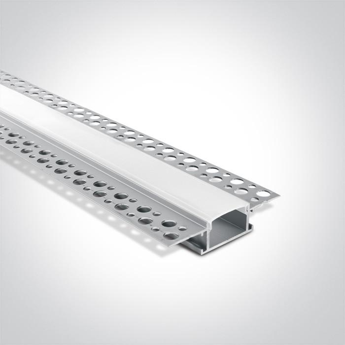 67132A/W biały zewnętrzny kinkiet 2x75W PAR30 E27