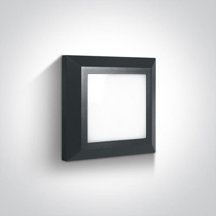 67394A/AN/W kinkiet  w kolorze antracyt LED 3000K 3,5W IP65