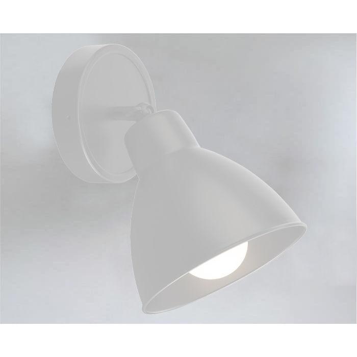 kinkiet - 1 x LED E27