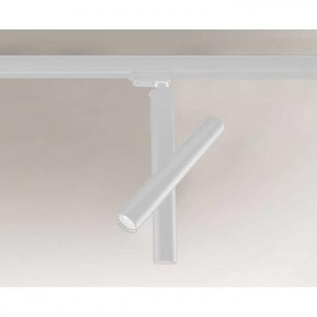 oprawa do szynoprzewodu - 1 x MR 11 LED