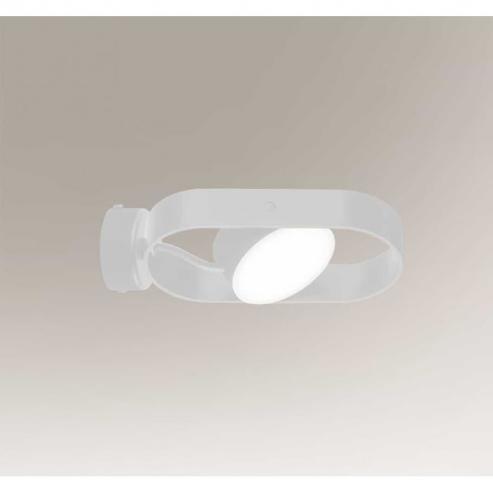 kinkiet - 1 x moduł LED CL 147 φ 33 mm (wbudowane)